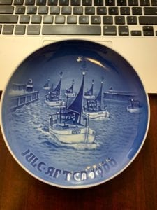Another Antique Dish